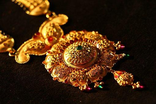 Decoration, Luxury, Gold, Shining, Desktop, Pattern