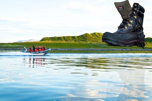 Mountain Shoe, Hiking Shoes, Walking Tour, Boat Tour