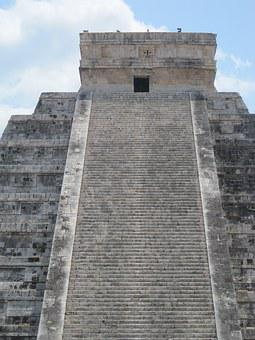 Chichen Itza, Historical, Mayan, Mexico, Archeology