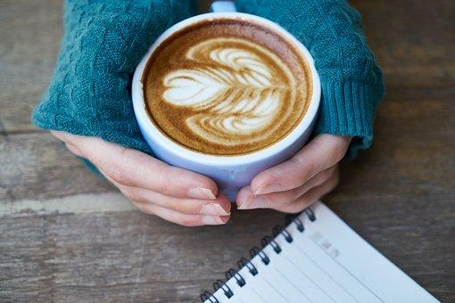 Coffee, Latte, Espresso, Background, Caffeine, Beverage