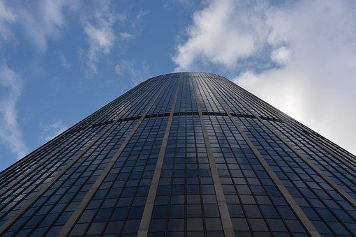 Tour Montparnasse Paris, Architecture, Glass Tower