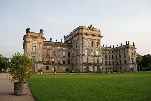 Architecture, Palace, Old, Travel, Building