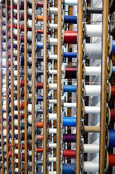 Industry, Pattern, Background, Stock, Sew, Clothing