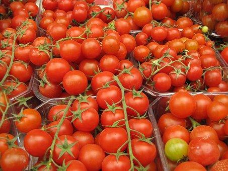 Tomato, Food, Vegetable, Healthy, Fruit, Freshness