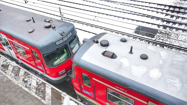Equipment, Industry, Train, Railway, Railway Station