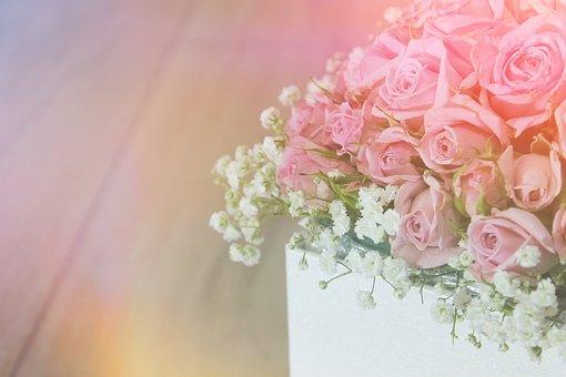 Rose, Flower, Bouquet De Fleurs, Floral, Petal