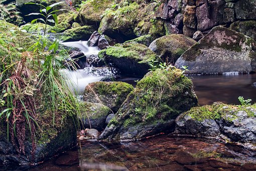 Waters, Nature, River, Rock Waters, Waterfall, Cascade