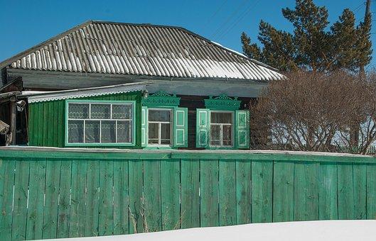 Lake Baikal, Wooden House, Closing