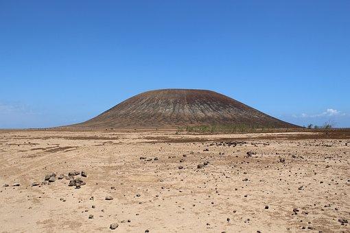 Volcano, Fuerteventura, Desert, Travel, Island, Nature