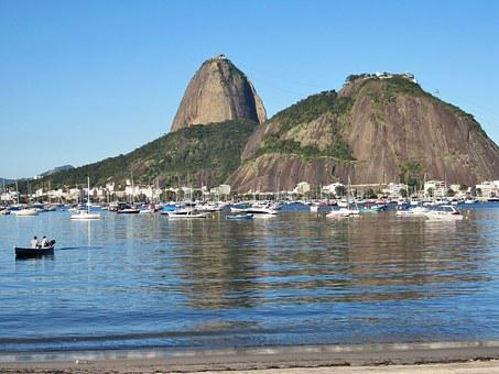 Sugarloaf, Rio, Landmark, Famous, Rio De Janeiro