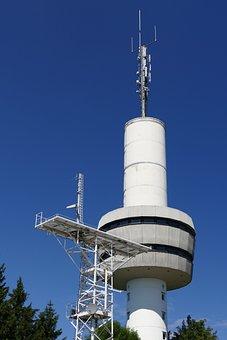 Bad Sachsa, Ravens Mountain, Transmission Tower