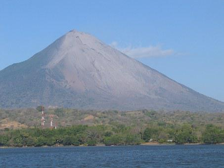 Volcano View, Ometepe Island, Rivas, Nicaragua
