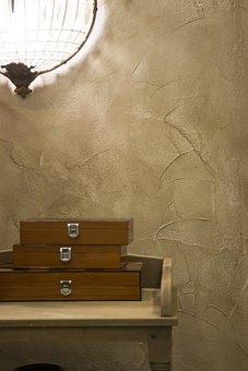 Decor, Coffee Table, Table, Light, Lamp, Wall, Green
