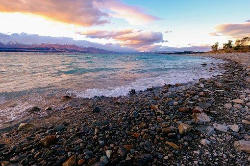 Waters, Coast, Nature, Sea, Beach, Landscape, Outdoor