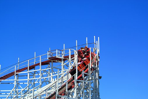 Theme Park, Roller Coaster, Entertainment