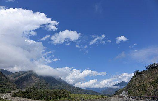 Nature, Mountain, A Bird's Eye View, Sky, Tourism