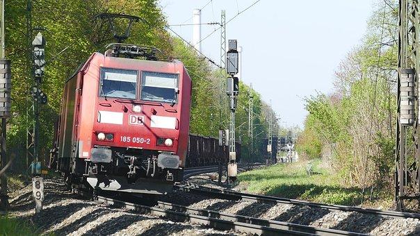 Transport System, Train, Railway Line