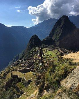 Mountain, Landscape, Travel, Panoramic, Nature