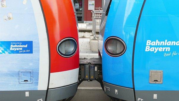 Transport System, Train, Railway, Railway Line, Travel
