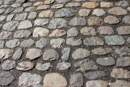 Stone, Rau, Texture, Pattern
