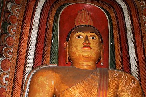 Buddha, Religion, Frescoes, The Art Of, Spirituality
