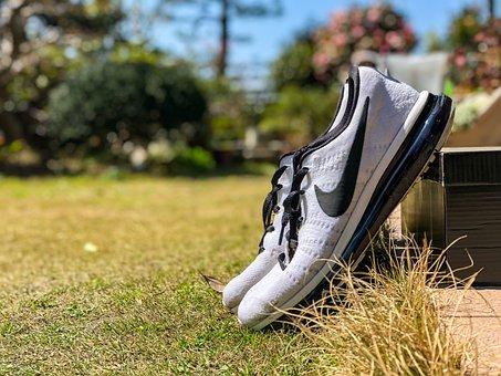Grass, Summer, Natural, Outdoors, Park, Sports, Nike