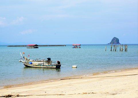 Sea, Waters, Beach, Coast, Travel, Ocean, Sand, Summer