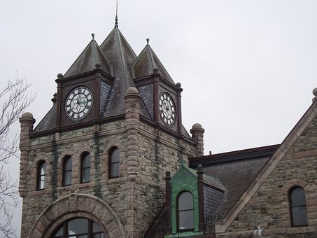 Architecture, Old, Tower, Building, Clock