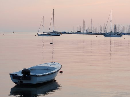 Body Of Water, Boat, Sea, Transport, Craft, Travel