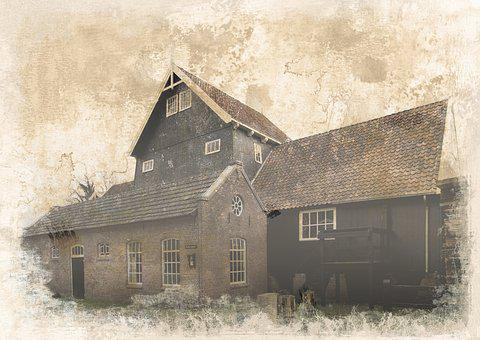 House, Building, Architecture, Old