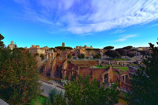 Panoramic, Travel, Sky, Architecture, Outdoors