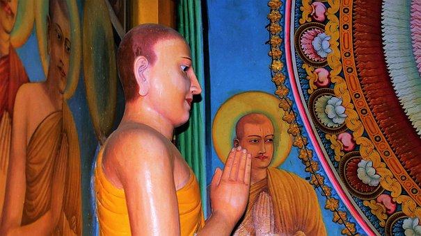 Frescoes, Religion, People, Spirituality, The Art Of