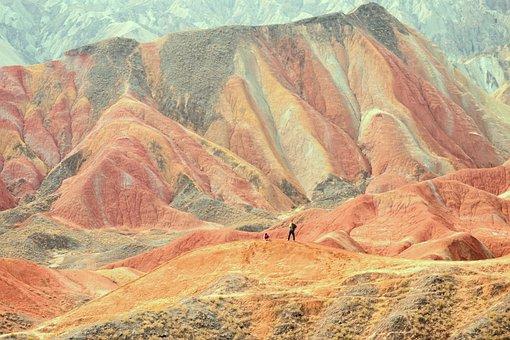 Geology, Rock, Desert, Landscape, Nature, The Scenic