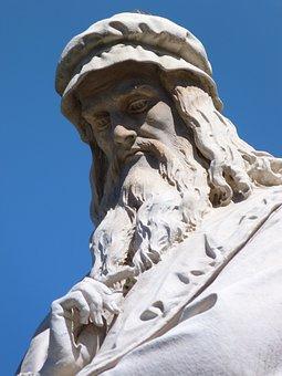 Sculpture, The Statue, The Art Of, Leonardo Da Vinci
