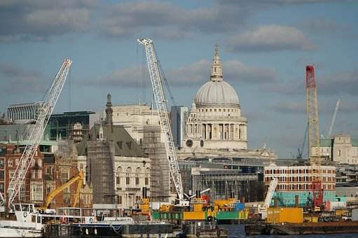 City, Travel, Architecture, Cityscape, Sky, London
