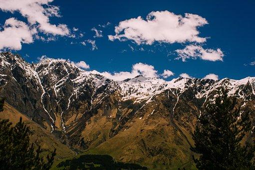 Mountain, Nature, Panoramic, Landscape