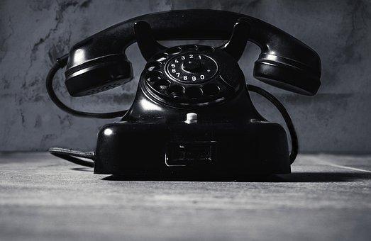 Phone, Technology, Receiver, Classic, Nostalgia
