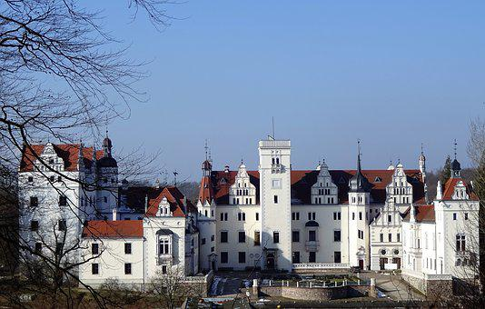 Architecture, Old, Castle, Travel, City, Brandenburg