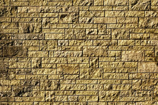 Wall, Facade, Natural Stone, Tile, Delusion, Brick