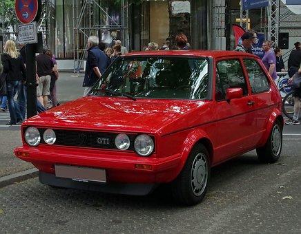 Auto, Vw, Volkswagen, Gti, Automotive, Sporty, Vehicle