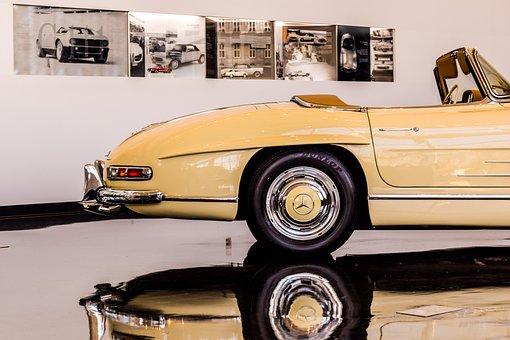 Car, Vehicle, Classic, Luxury, Chrome