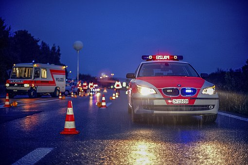 Zurich Cantonal Police, Police Car