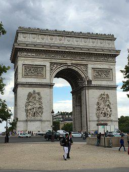 Architecture, Travel, Monument, City, Victory