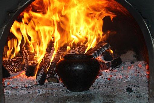 Flash, Heat, Hot, Oven, Fire, Comfort