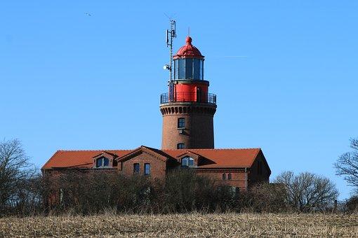 Lighthouse, Bastorf, Architecture, Building