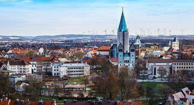 City, Urban Landscape, Panorama