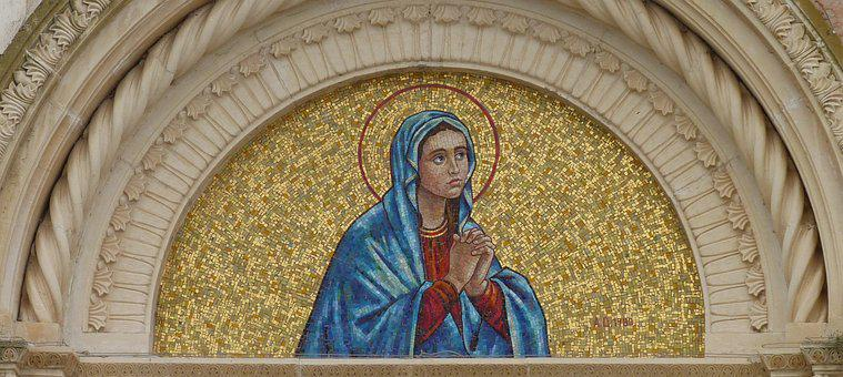 Religion, Spirituality, The Art Of, Mary