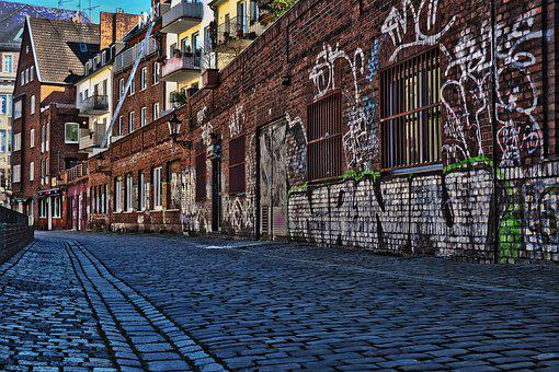 Architecture, City, Travel, Homes, Old, Tourism, Road