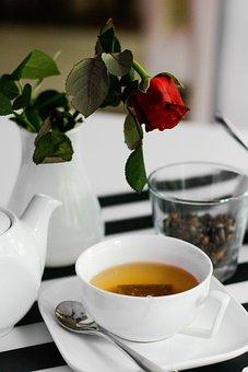 Tea, Coffee, Teacup, Cafe, Porcelain, Ceramics