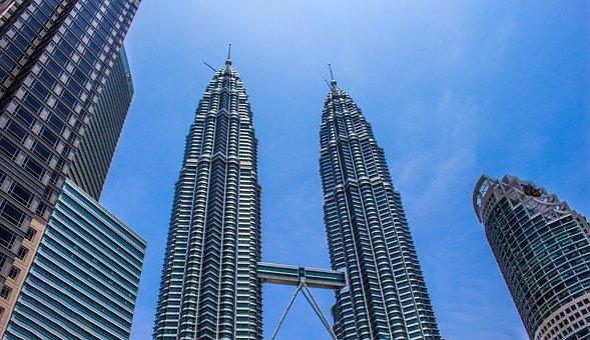 Kuala Lumpur, Petronas Towers, Kl, Malaysia, Asia